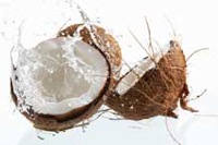 natural coconut body products